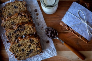 Choc Chip Banana Bread 3