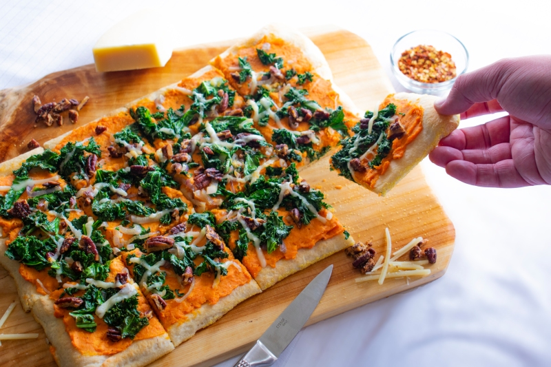 Sweet Potato Pizza1